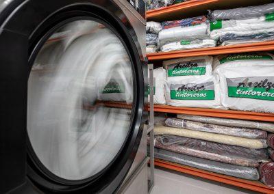 Secadora de ropa para de Areilza tintoreros